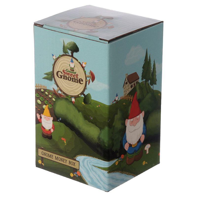 Tirelire Gnome Sweet Gnome - Nain de Jardin