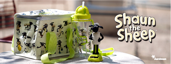 Shaun the Sheep - Shaun le Mouton