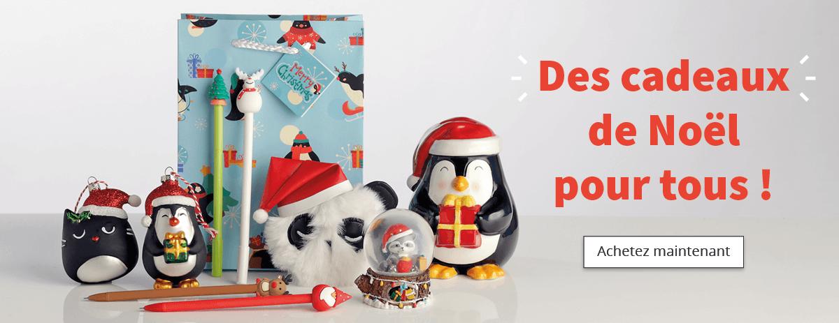 Bientôt Noël ! Nos collections les plus festives sont déjà disponibles