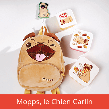Mopps Chien Carlin